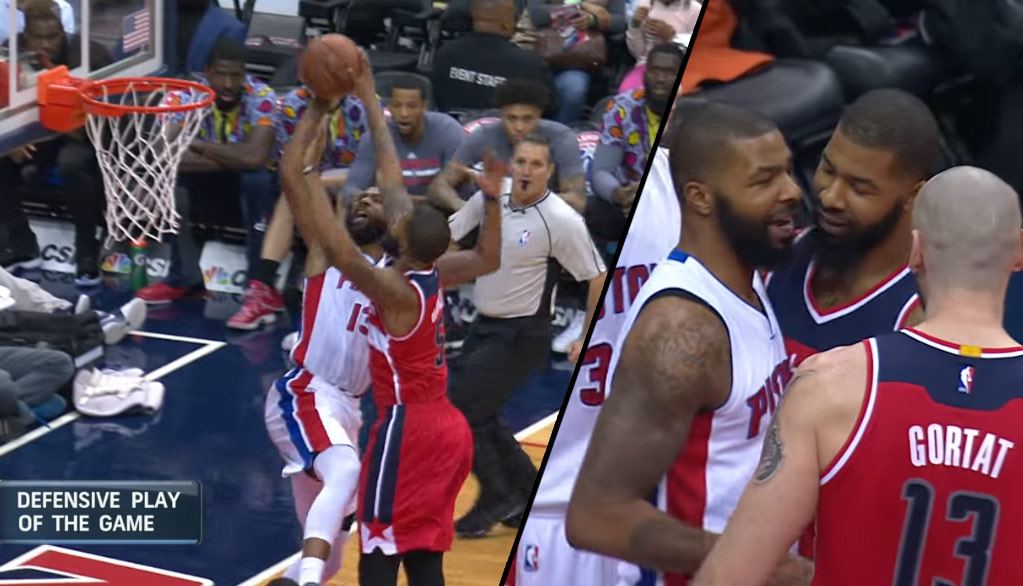 Markieff Morris Rejects Twin Brother Marcus Then Lets Him Know About It