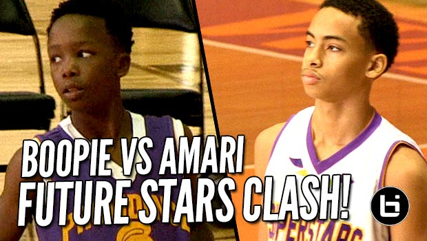 Amari Bailey vs Boopie Miller: Top 7th-8th Graders in Chicago