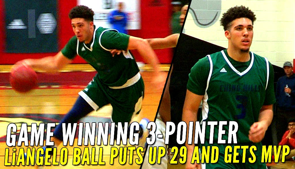 Chino Hills Edges Long Beach Poly W/Gelo Ball's 3-Pointer W/6 Secs Left!
