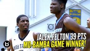 Jalek Felton Mo Bamba | Ballislife.com