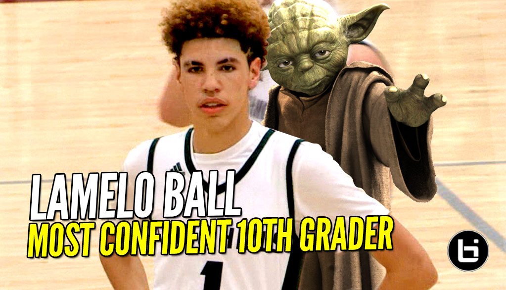 LOL! The Confidence Is STRONG With This One! LaMelo Ball Backs Down From No One!