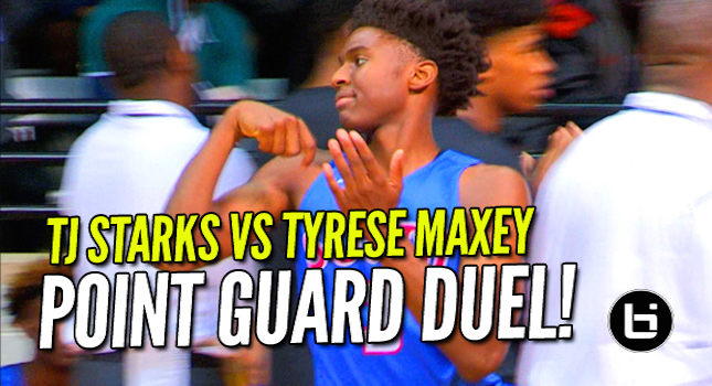 Lancaster Tigers vs South Garland! The PG Duel! Game Recap