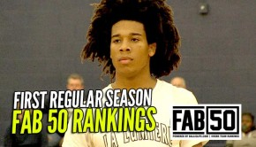 Tyger Campbell FAB 50