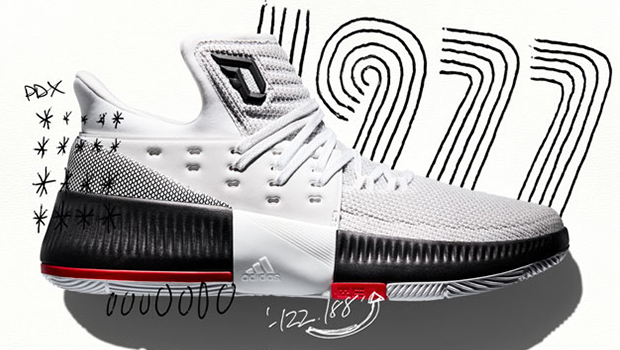 d5ab2a87fbca Go Behind The Design of the adidas Dame 3 - Ballislife.com