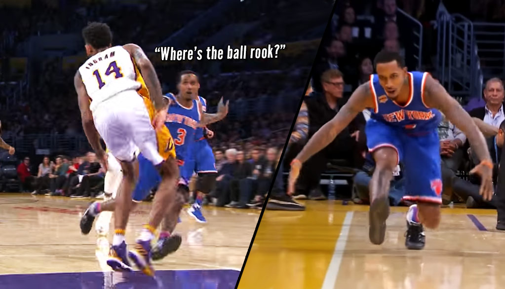 Brandon Jennings Takes Over 4th Quarter vs Lakers: 15 Points & Crazy Pass To Lee