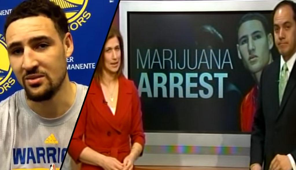 Internet Reacts To Klay Thompson Saying Marijuana Should Never Be Used Recreationally
