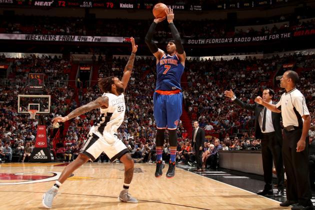 Full Game Highlights: New York Knicks vs Miami Heat (12.6.16)