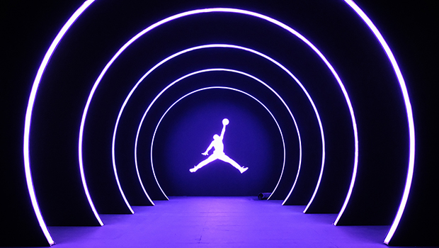 Photo Recap Of The  Air Jordan Space Jam XXXI Release