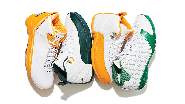 """Ray Allen Pens A Letter Dedicated To His Love For Sneakers In """"The Perfect Luv"""""""