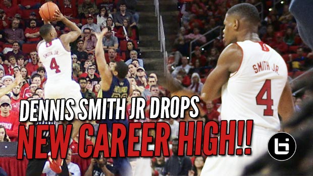 Dennis Smith Jr Notches New Career High vs Georgia Tech (31 points)