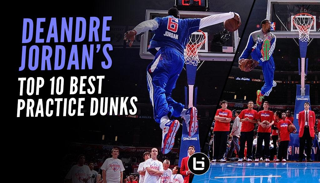 Can DeAndre Jordan Win The 2017 NBA Dunk Contest?