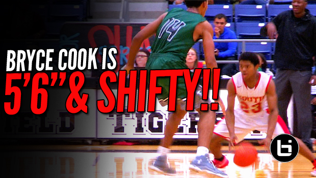 Bryce Cook Is 5'6″And Dangerous On The Hardwood! Ballislife Mixtape