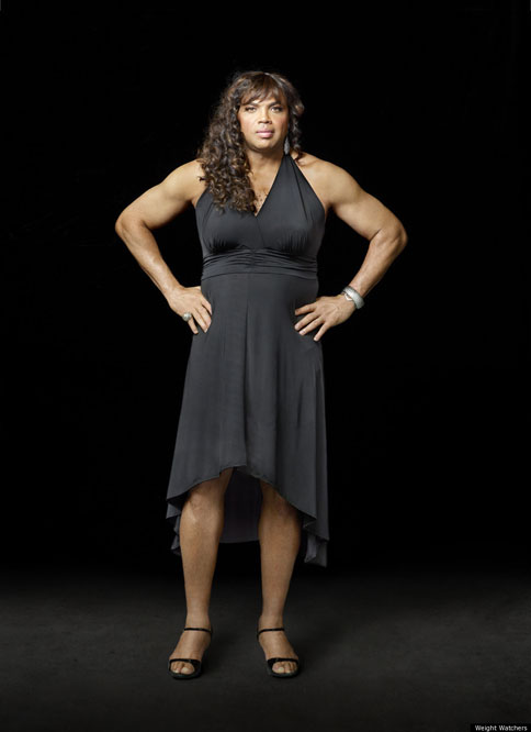 Charles Barkley Weight Watchers
