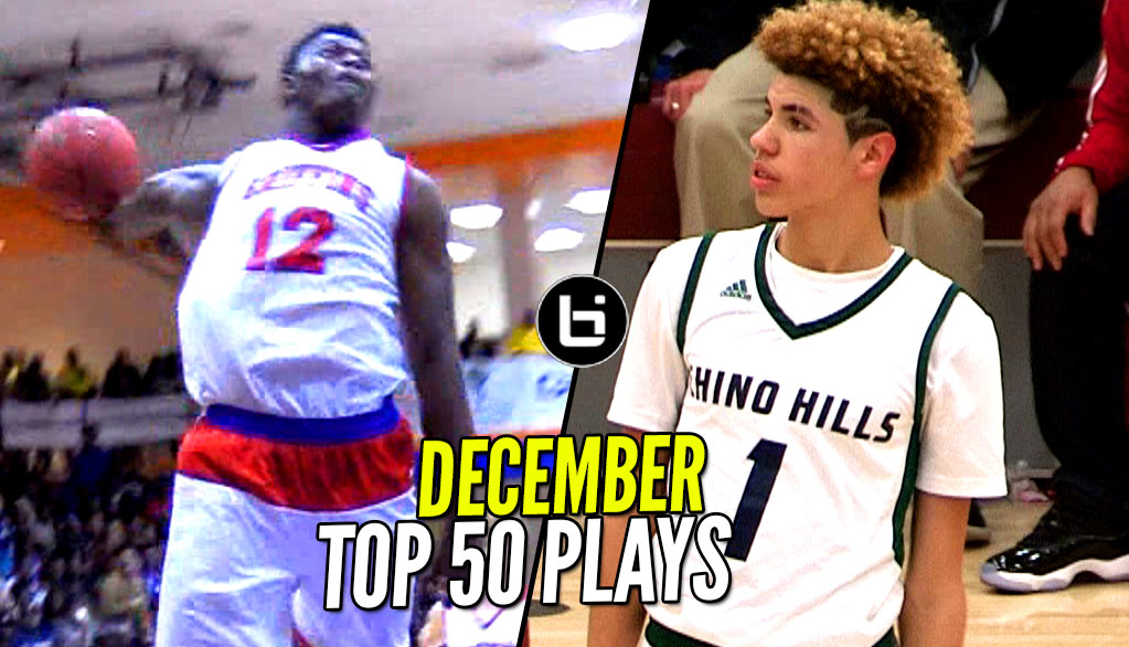 LaMelo Ball & Zion Williamson Show TAKES OVER! Top 50 Plays of December!