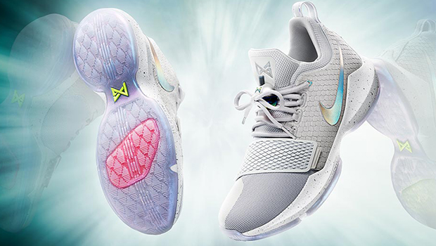 First Official Look at Paul George's First Signature Sneaker the 'PG1'