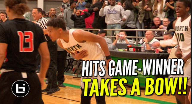 Trae Young Hits A Game Winner & Takes A Bow! Crowd Goes Insane!