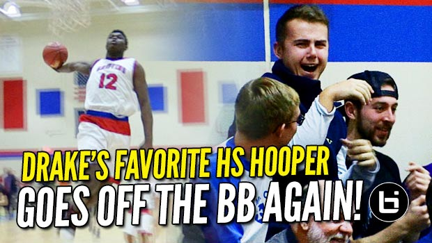 Drake's Favorite HS Baller Puts On a SHOW AGAIN! Zion Williamson 35/6/5 Raw Highlights!