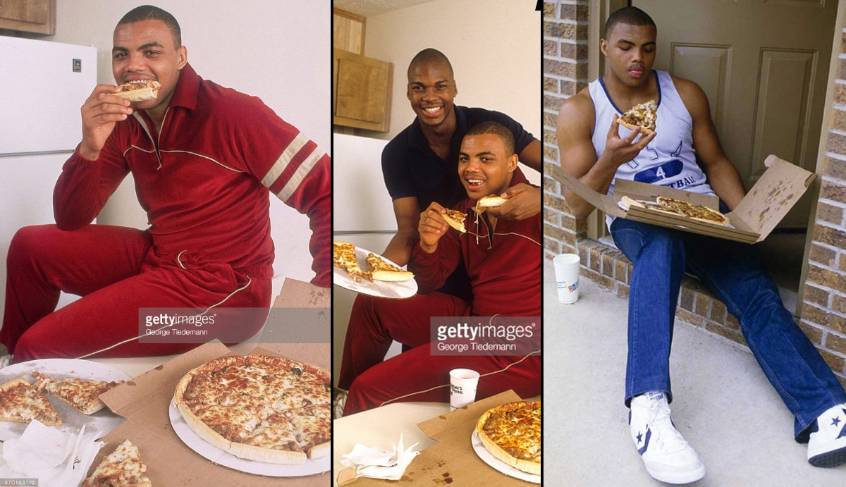 Top 10 Worst Charles Barkley Outfits