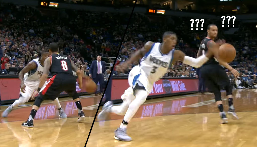 Kris Dunn With the And1 Mixtape Move On A Confused Shabazz Napier