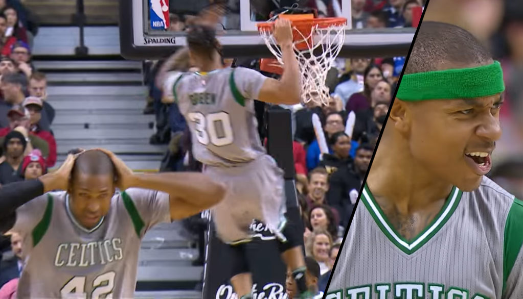 Gerald Green Is Getting More Minutes & Showing He Can Still Get Up With This Sick Alley-Oop