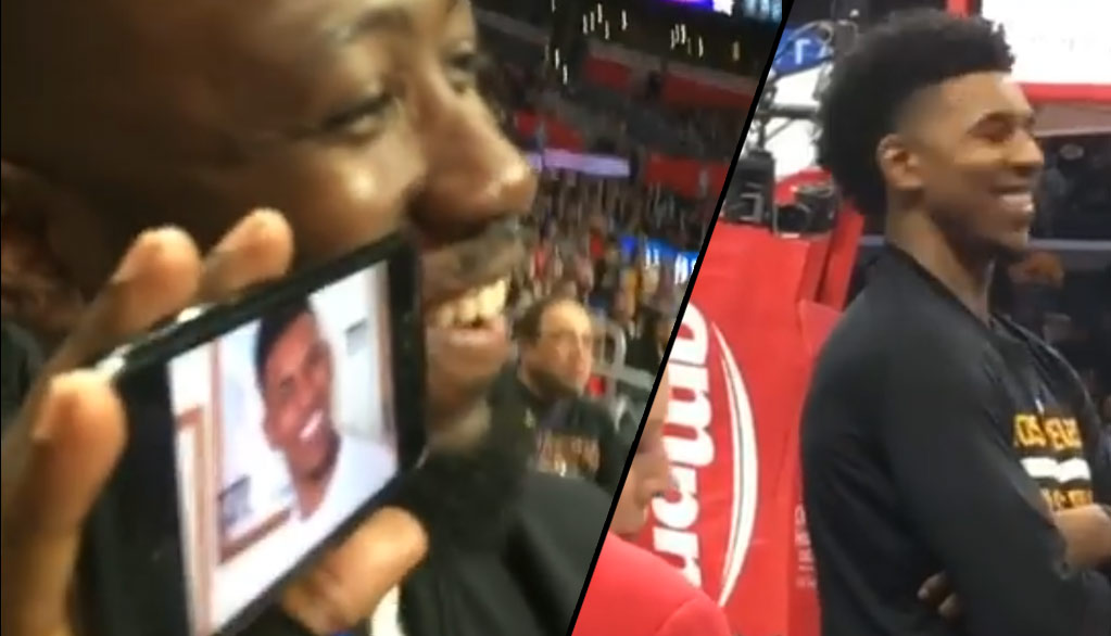 Actor Lamorne Morris Trolls Nick Young With His Own Meme