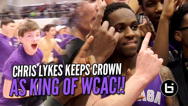 Chris Lykes Keeps Crown as King of the DMV! Wins 2nd WCAC Title!
