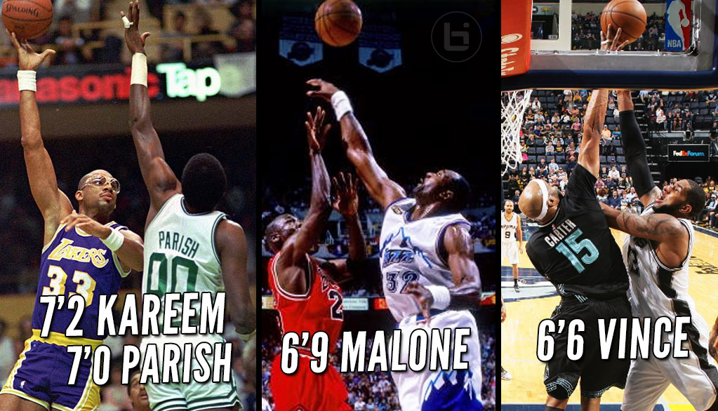 40-Year Old Vince Carter Back-To-Back Blocks, Joins Elite Company With 4 Rejections