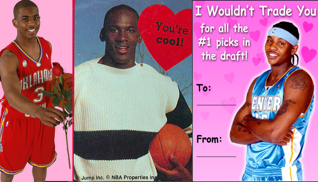 Best NBA Valentine's Day Cards Ever