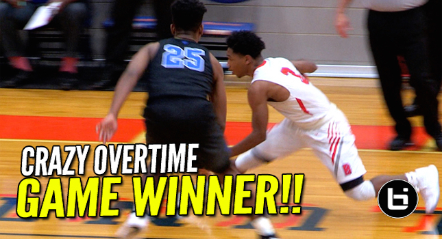 Crazy Overtime That Ends With GAME WINNER! FULL HIGHLIGHTS Bowie vs North Crowley