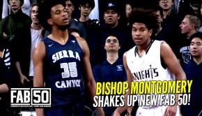 Bishop Montgomery FAB 50