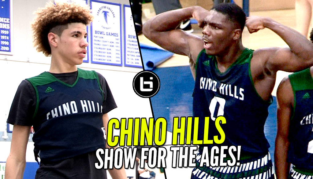 Chino Hills Put On a SHOW FOR THE AGES! 2nd Round Win vs LB Poly Full Highlights!
