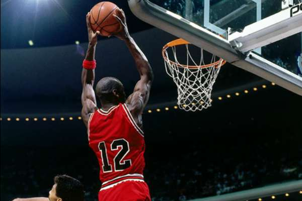 Michael-Jordan-Wearing-Number-12-