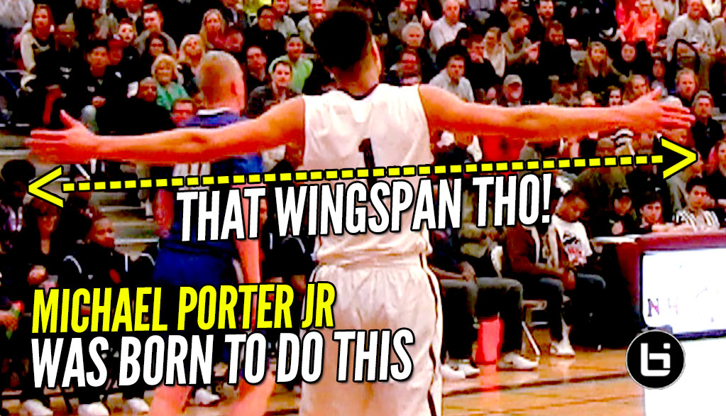 Michael Porter Jr 52 Points & 23 Rebounds…HE WAS BORN TO DO THIS! Full Highlights!