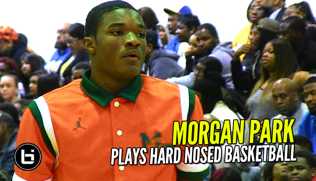 Chicago's Morgan Park Plays HARD NOSED Basketball! Three Game Mixtape