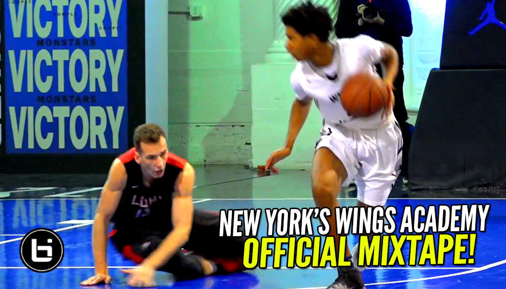 New York's Wings Academy Plays With INTENSITY! Official Mixtape!