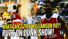 ZionWilliamson3621Raw