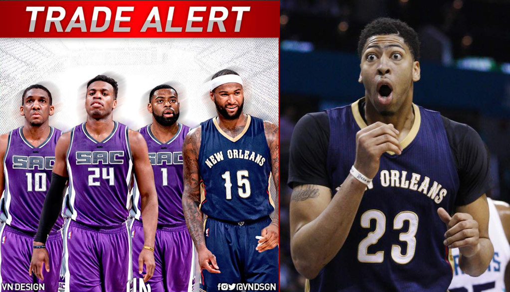 Anthony Davis Wins All-Star Game MVP & The DeMarcus Cousins Sweepstakes