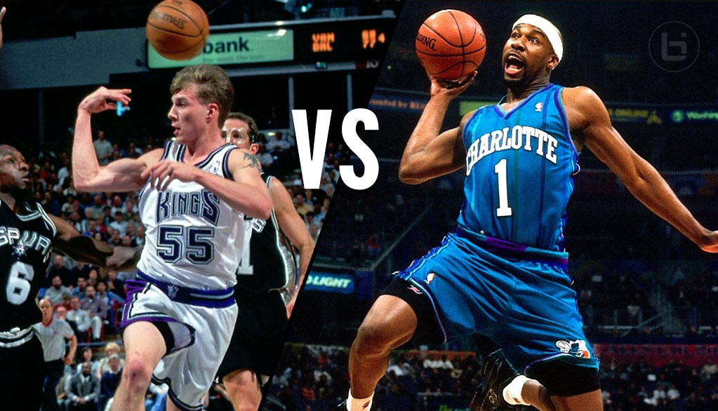 Jason Williams Will Go Head-To-Head With Baron Davis During the 2017 NBA Celeb Game!