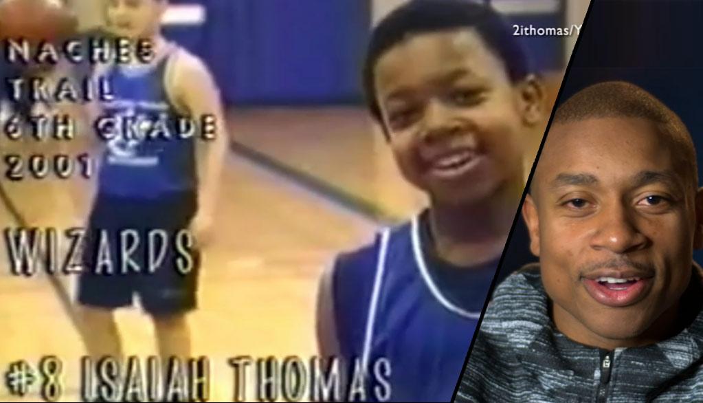 The Story Behind Isaiah Thomas' Name