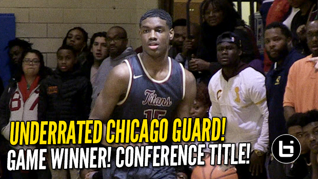Underrated Chicago Guard Demarius Jacobs Wins Thriller! Full Highlights