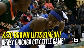 Kezo Brown | Ballislife.com