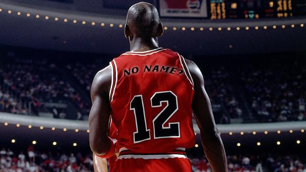 The Day Michael Jordan Wore #12