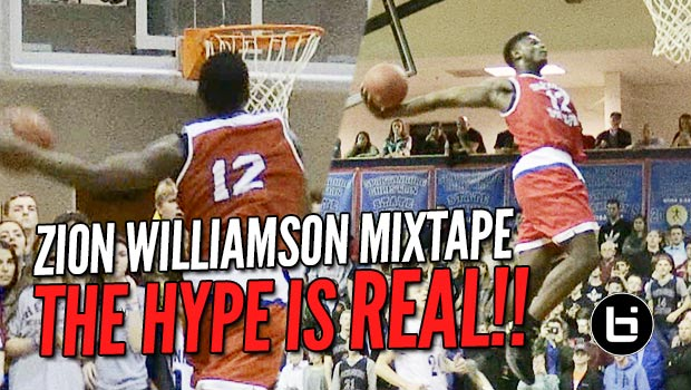 Zion Williamson is the Best Mixtape Player of our Generation: Next Lebron?