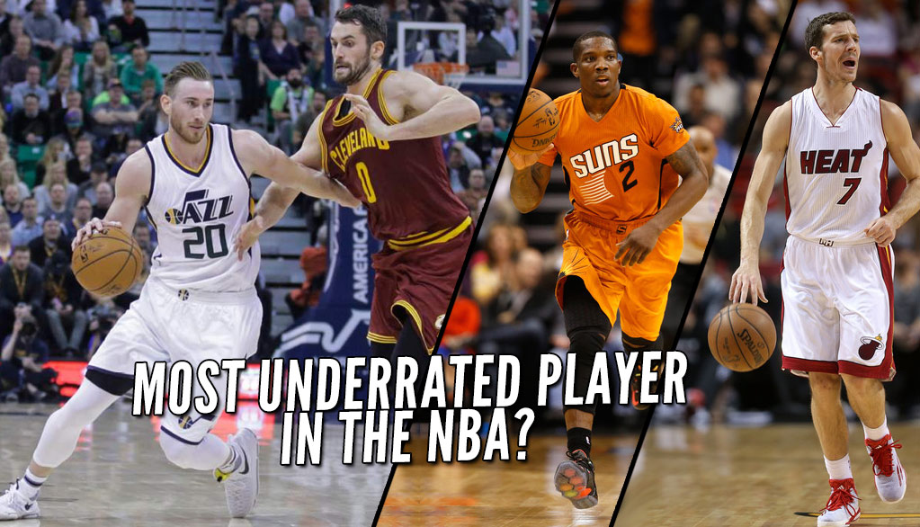 The NBA's Most Underrated Player?