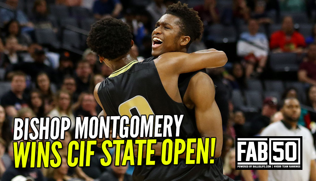 NEW FAB 50: State Champions CROWNED!