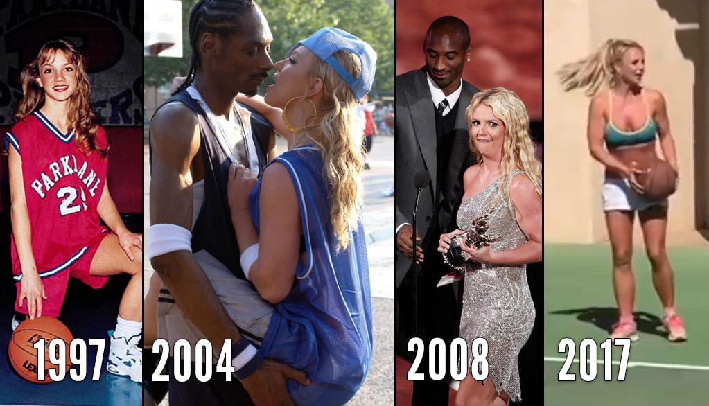 20 Years of Britney Spears & Basketball