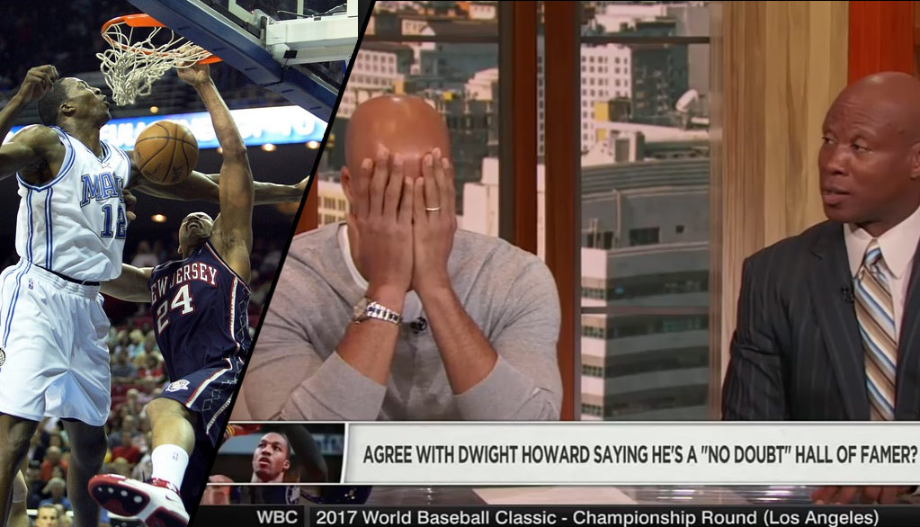 "Richard Jefferson Reacts To Dwight Howard Saying ""No Doubt"" I Belong In Hall Of Fame"