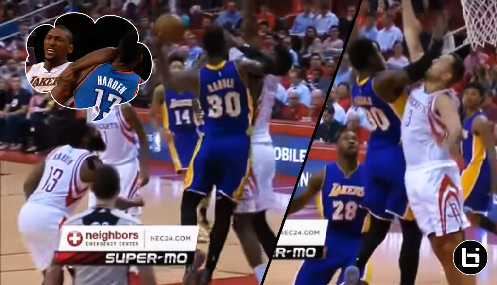 Julius Randle Drops Career-High 32 & 2 Rockets On The Same Play With His Elbows