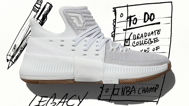 adidas Unveils Dame 3 Legacy Available March 17th!