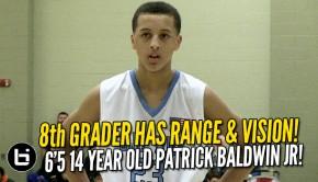 Patrick Baldwin | Ballislife.com